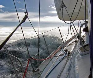 voilier de voyage alubat
