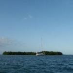 Bouteille à la mer – «Opsis» ( OVNI 435 ) au Belize