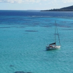 Bouteille à la mer – «Alter» (OVNI 435) aux Gambier