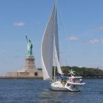 Bouteille à la mer – «Opsis» ( OVNI 435 ) à New York
